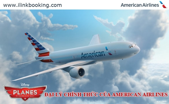 American Airlines đi Mỹ