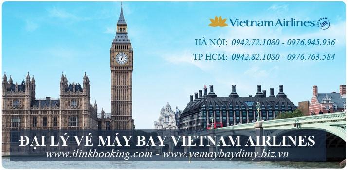 Vé máy bay đi Mỹ hãng Vietnam Airlines
