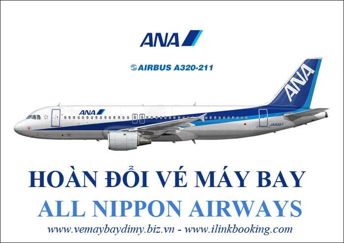 All Nippon Airways đi Mỹ