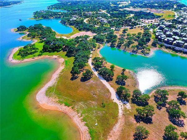 Hồ Travis, texas