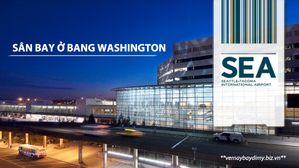 Sân bay ở Bang Washington