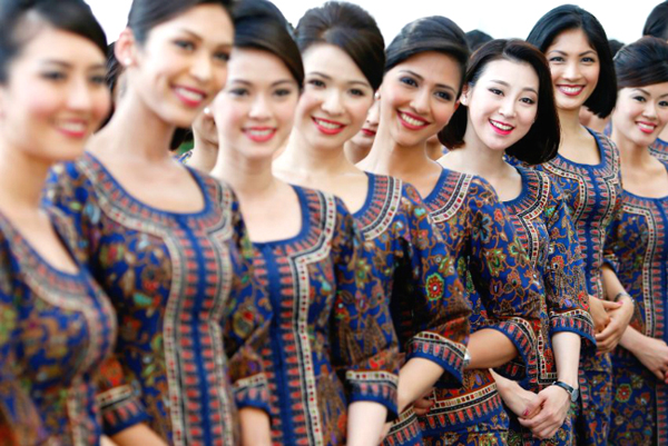 Hãng Singapore Airlines