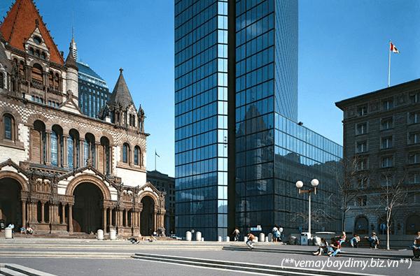 du lịch thành phố boston