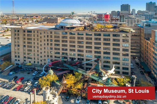 City Museum, St. Louis, Missouri