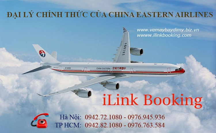 China Eastern Airlines đi Mỹ