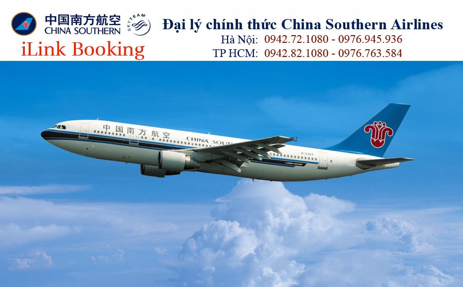China Southern Airlines đi Mỹ
