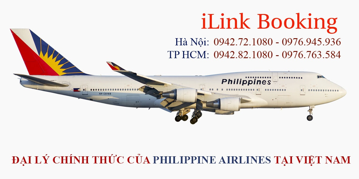 vé máy bay đi mỹ hãng philippine airlines