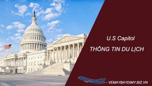 Điện Capitol-Thông tin du lịch Mỹ