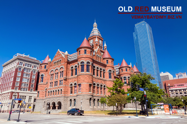 Old Red Museum , Dallas