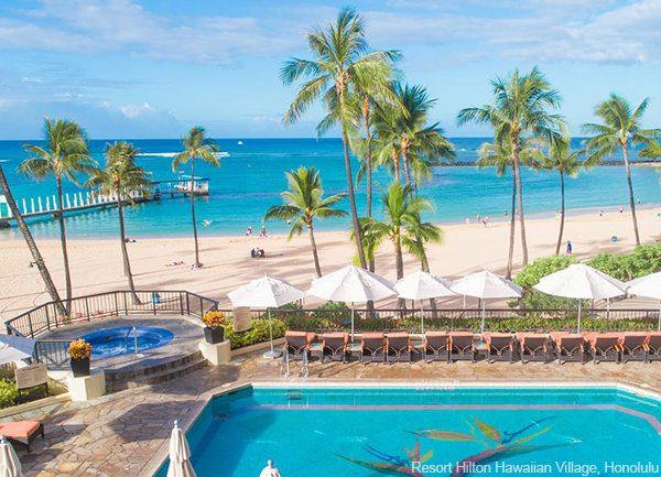 Resort Hilton Hawaiian Village