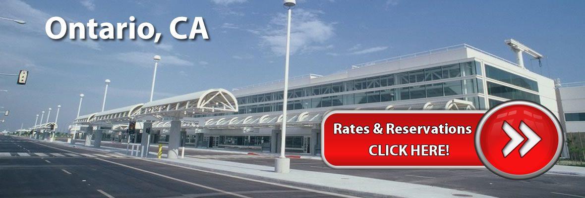 Sân bay Ontario Airport