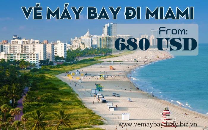 Vé máy bay đi Miami (MIA)
