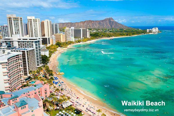 Tắm biển Waikiki