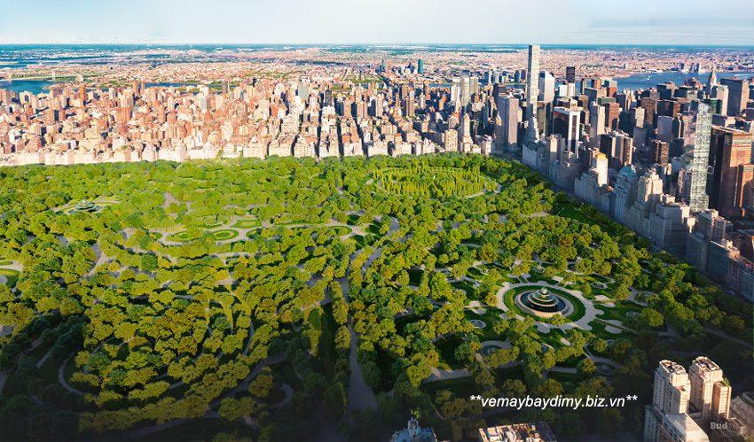 Công viên trung tâm ( Central Park)