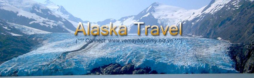 Đặt vé máy bay đi Alaska