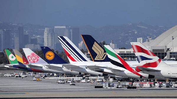 Đi Mỹ nên mua vé máy bay hãng nào ?