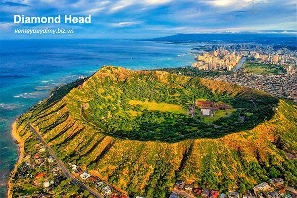 Đỉnh núi Kim Cương ( Diamond Head)