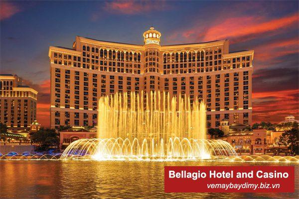 Khách sạn Bellagio Hotel and Casino