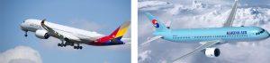 korean-air-asiana-airlines
