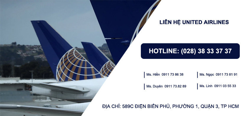 liên hệ united airlines