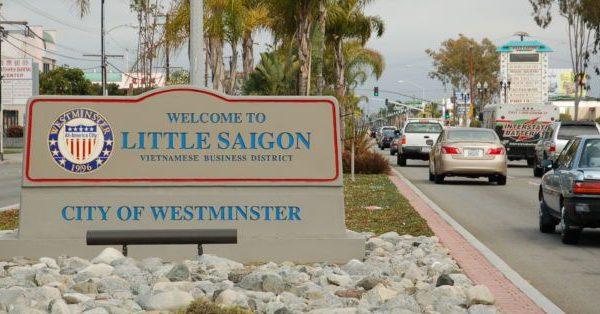 Các địa điểm Little SaiGon của người Việt ở Mỹ