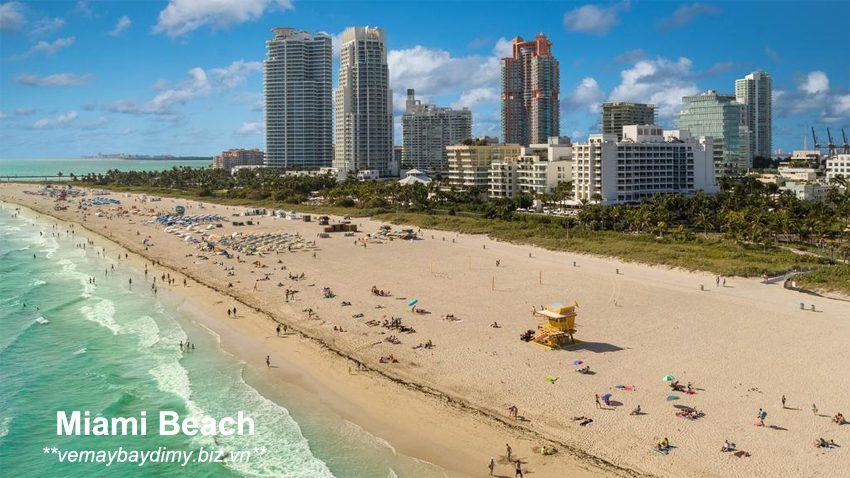 Bãi Biển Miami