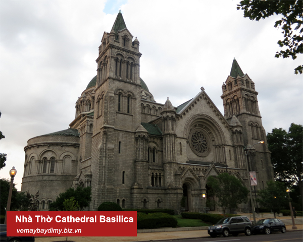 Nhà thờ Cathedral Basilica
