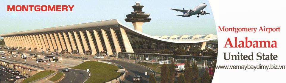 Sân bay Montgomery