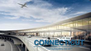 Sân bay ở Bang Connecticut