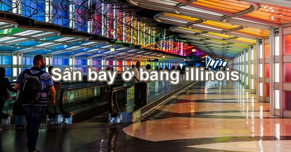 Danh sách các sân bay ở bang Illinois