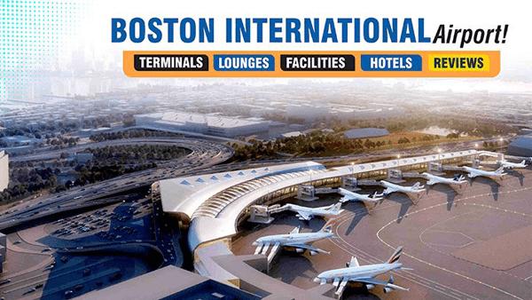 Sân bay ở Bang Massachusetts