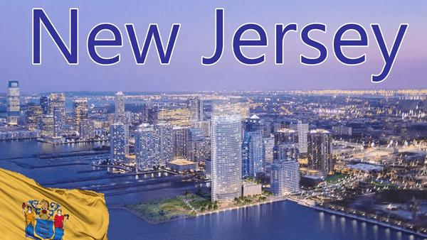 Sân bay ở Bang New Jersey