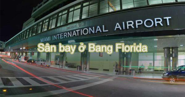 Danh sách các sân bay ở tiểu bang Florida
