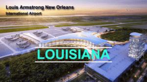 Sân bay ở Bang Louisiana