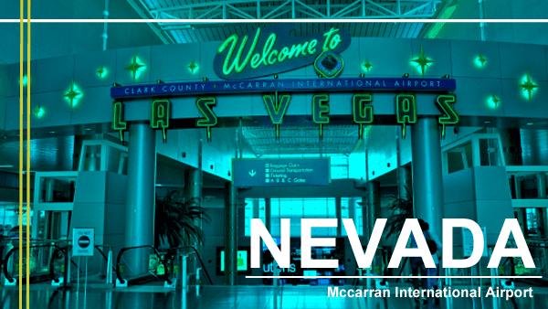Sân bay ở Bang Nevada