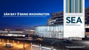 Sân bay ở Bang Washington