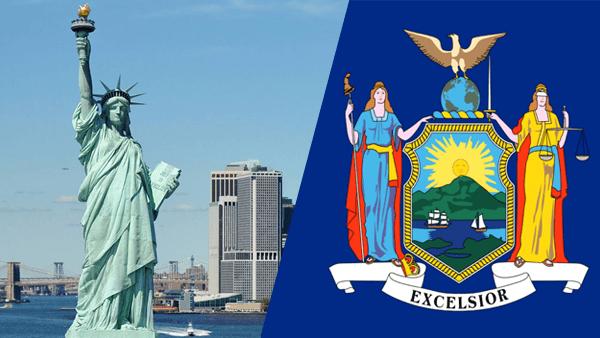 Thành phố New York và Tiểu Bang New York