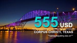 ve-may-bay-di-Corpus-Christi-gia-re