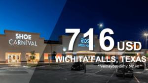 Vé máy bay đi Wichita Falls (Texas) giá rẻ