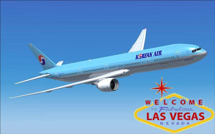 Thời gian bay từ TP HCM đi Las Vegas