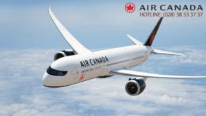 Vé máy bay giá rẻ hãng Air Canada đi Mỹ