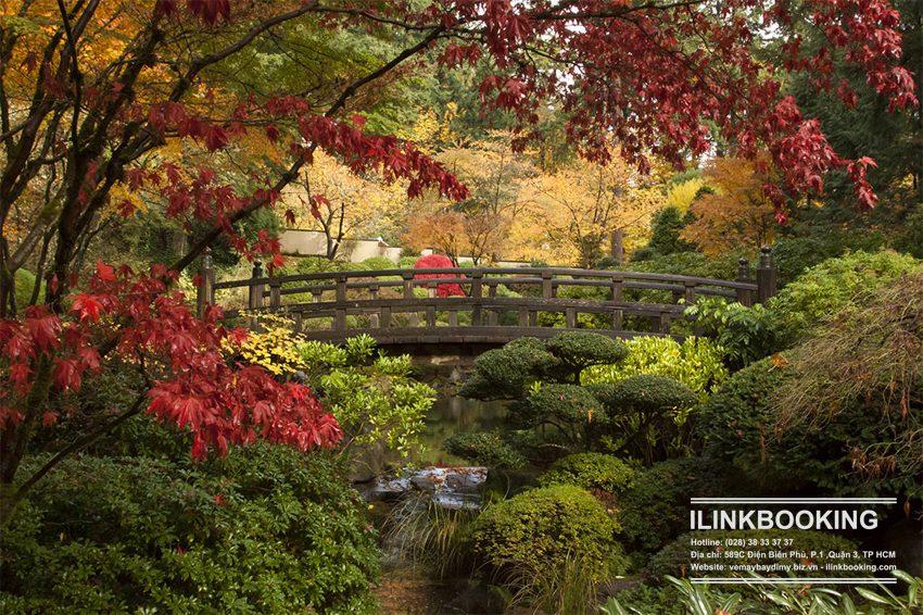 Vườn Nhật ở Portland